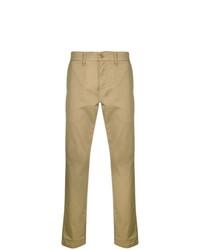 Pantalón chino marrón claro de Carhartt