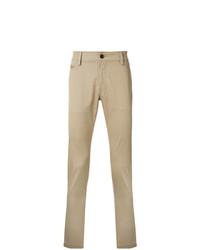Pantalón chino marrón claro de Diesel