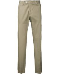 Pantalón chino marrón claro de Kent & Curwen