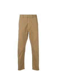Pantalón chino marrón claro de Pence
