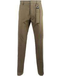Pantalon chino marron Givenchy