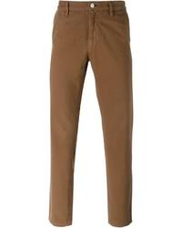 Pantalón chino marrón de Paul Smith
