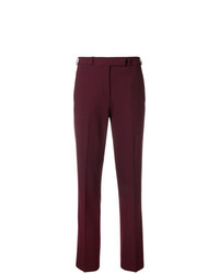 Pantalón chino morado oscuro de Etro