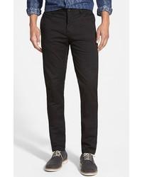 Pantalón Chino Negro de Rodd & Gunn