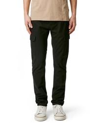 Pantalón chino negro de Topman