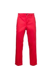 Pantalón chino rojo de Loveless