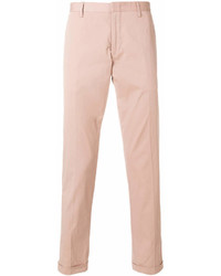 Pantalón chino rosado de Paul Smith