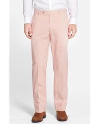 Pantalón chino rosado de Peter Millar