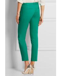 Pantalón chino verde de MICHAEL Michael Kors