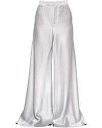 Pantalón de campana gris de Etro