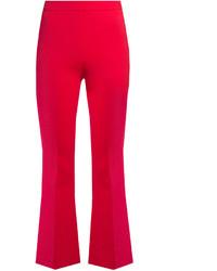 Pantalón de campana rosa