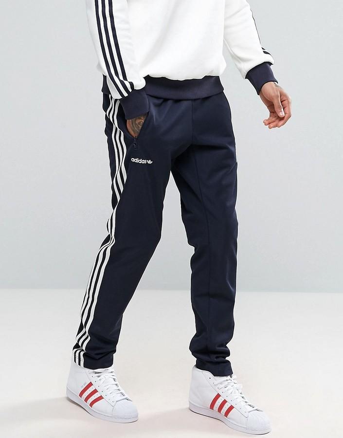Y Dónde Chándal De Adidas Azul Marino Cómo Comprar Pantalón Combinar nwXPq0FwR