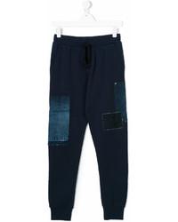 Pantalón de chándal azul marino de Diesel