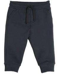 Pantalón de chándal azul marino de Dolce & Gabbana