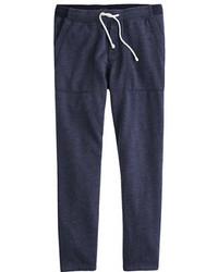 Pantalón de chándal azul marino de J.Crew