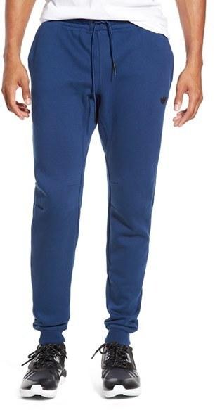 Pantalón de chándal azul de adidas