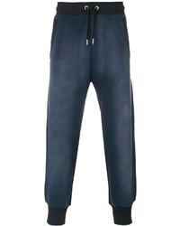 Pantalón de chándal azul de Diesel