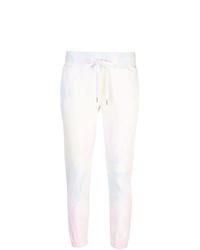 Pantalón de chándal efecto teñido anudado en multicolor de NSF