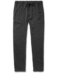 Pantalón de chándal en gris oscuro