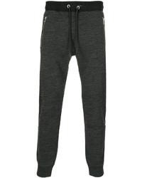 Pantalón de chándal en gris oscuro de Diesel