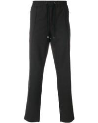 Pantalón de chándal en gris oscuro de Dolce & Gabbana