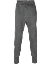 Pantalón de chándal en gris oscuro de Helmut Lang