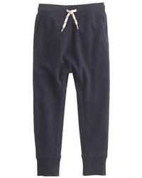Pantalón de chándal en gris oscuro de J.Crew