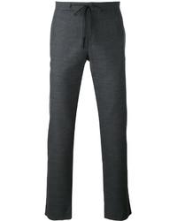 Pantalón de chándal en gris oscuro de Maison Margiela
