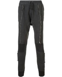 Pantalón de chándal en gris oscuro de Undercover