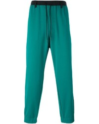 Pantalón de chándal en verde azulado de Y-3