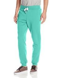 Pantalón de chándal en verde menta