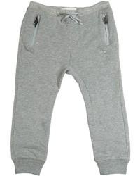 Pantalón de chándal gris de Burberry