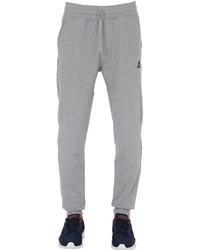 Pantalón de chándal gris de Le Coq Sportif