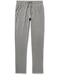 Pantalón de chándal gris de Loro Piana