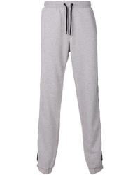 Pantalón de chándal gris de Marcelo Burlon County of Milan