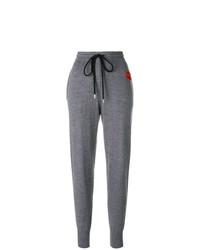 Pantalón de chándal gris de Markus Lupfer