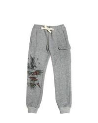 Pantalón de chándal gris de Myths