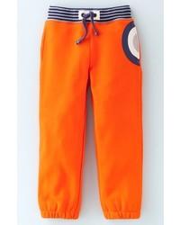 Pantalón de chándal naranja