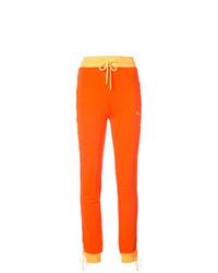 Pantalón de chándal naranja de Fenty X Puma
