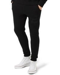Pantalón de Chándal Negro de Topman