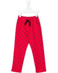 Pantalón de chándal rosa de Kenzo