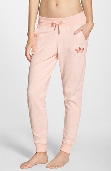 chandal adidas mujer gris y rosa 5baa48497995