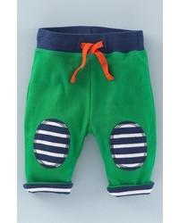 Pantalón de chándal verde