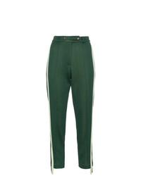 Pantalón de chándal verde oscuro de Golden Goose Deluxe Brand
