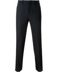 Pantalon de costume noir Neil Barrett