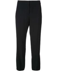 Pantalón de pinzas negro de Alexander McQueen