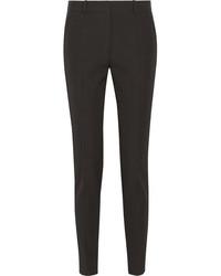 Pantalón de Pinzas Negro de Victoria Beckham