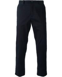 Pantalón de vestir azul marino de Dolce & Gabbana