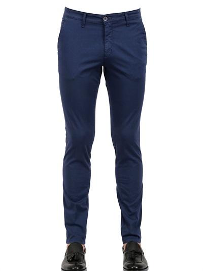 9a5966cbf ... Pantalón de vestir azul marino ...