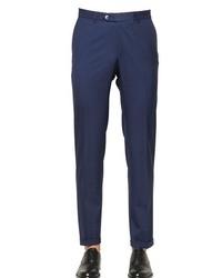 Pantalón de vestir azul marino de Tombolini